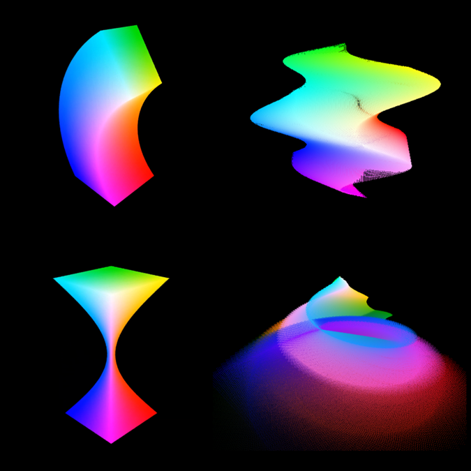 Vertex Love :: Online Vertex Shader Editor > - Joy of Computing